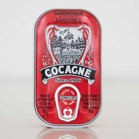 Eingelegte Sardinen in Öl von Cocagne