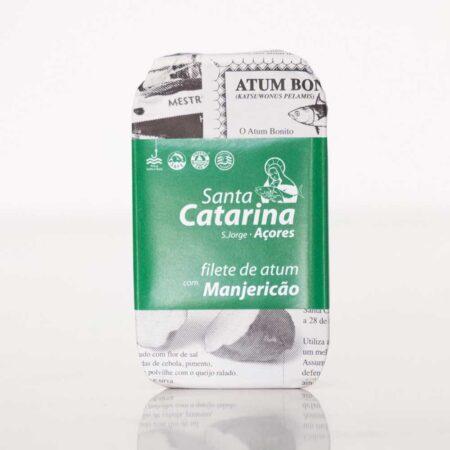 Eingelegter Thunfisch in Öl von Santa Catarina