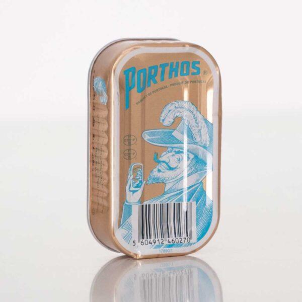 Eingelegter Thunfisch in der Dose von Porthos