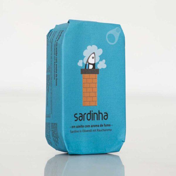 A Banca da Sardinha, Eingelegte Sardinen in Öl