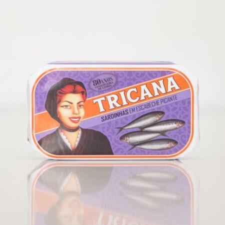 Eingelegte Sardinen in Öl von Tricana