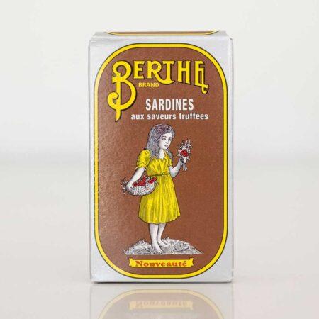 Eingelegte Sardinen in Öl von Berthe