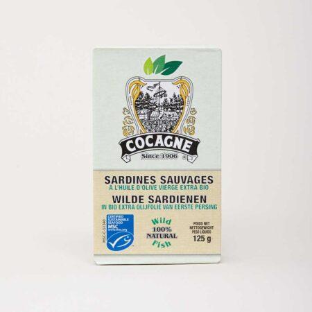 Sardinen von Cocagne